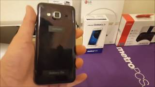 Samsung Galaxy J3(6) unboxing and First look For Verizon Wireless