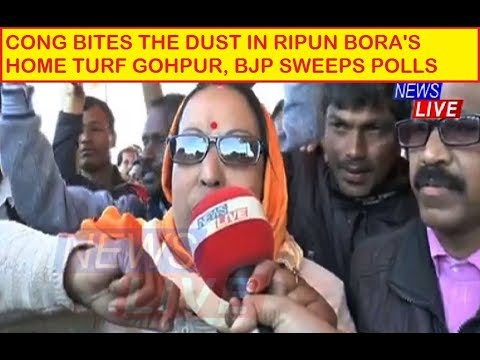 Xxx Mp4 PanchayatPollResults Congress Faces Crushing Defeat In Ripun Bora 39 S Home Turf Gohpur 3gp Sex