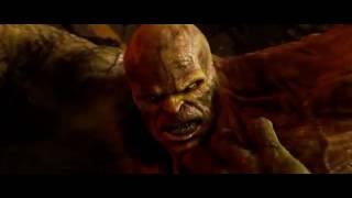 The Inctedible Hulk_Hulk Vs. Abomination