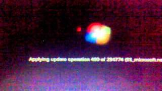 Windows7 SP1 error C000009A applying update operation.mp4