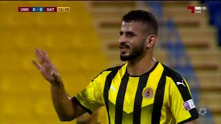 دوري نجوم QNB: الموسم 18 - 19 - مباراة : قطر 1 - 1 ام صلال