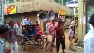 Vishwakarma Puja 2016 Procession at Nabadwip Dham