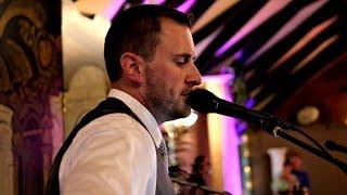 Bride Cries When Groom Sings to Her at Wedding