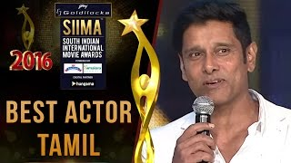 SIIMA 2016 Best Actor Tamil | Vikram - I Movie