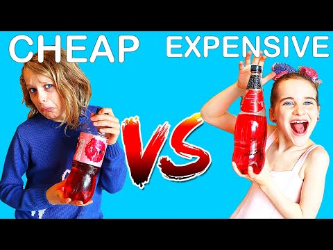 CHEAP VS EXPENSIVE Guessing Challenge w The Norris Nuts