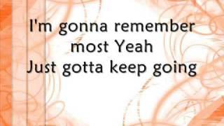 Miley Cyrus- The Climb CD Version (With Lyrics) HQ