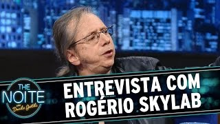 The Noite (26/05/15) - Entrevista com Rogério Skylab