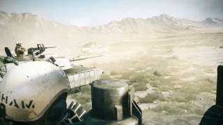 Epic Tank Battle (Battlefield 3)