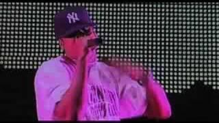 """Kanye & Jay Z via KanyeUniverseCity.com Live @ MSG 8/6/08 New Blueprint 3 """"Jocking Jay Z"""""""