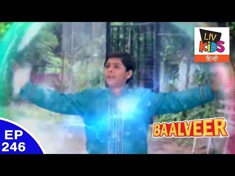 Baal Veer - बालवीर - Episode 246 - Bhayankar Pari Traps Ballu