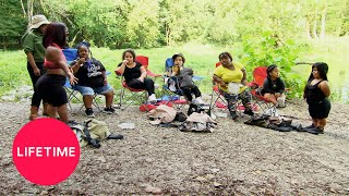 Little Women: Atlanta - Minnie and Abira Continue to Argue Over Waders (S4,E9) | Lifetime