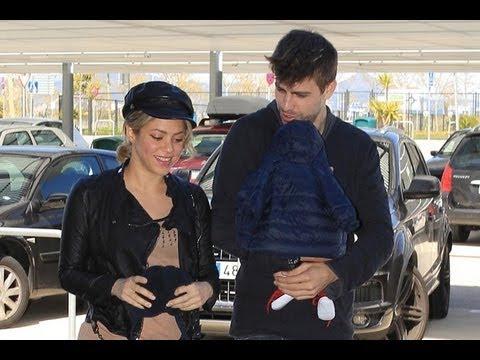 Xxx Mp4 Piqué Y Milan Se Despiden De Shakira 3gp Sex