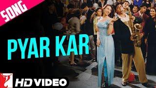 Pyar Kar Song | Dil To Pagal Hai | Shah Rukh Khan | Madhuri Dixit | Karisma Kapoor | Lata | Udit