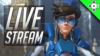 Overwatch Live Stream - Uprising!