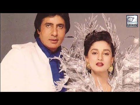 Xxx Mp4 Why Madhuri Dixit Never Worked With Amitabh Bachchan 3gp Sex
