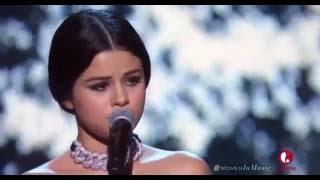 Selena Gomez  - Same Old Love Live (Billboard's Women In Music Awards) (Legendado - PT-BR)