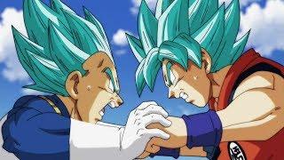 Goku vs Vegeta AFTER Dragon Ball Super