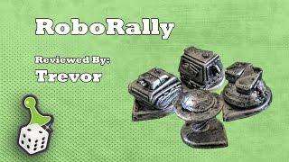 Board Game Review: RoboRally