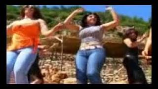 Arabic and  Kurdish girls dance