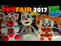 Download Lagu Five Nights At Freddy's Fnaf Toyfair Funko Plush Series 3 First Look! Puppet Steve Coverage