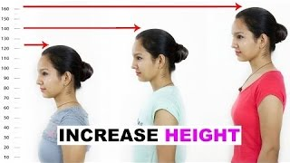 How to increase Height in 1 week Men & Women (Official