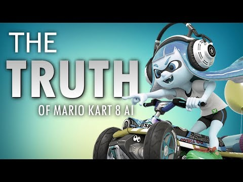 Are the Computers CHEATING in Mario Kart 8