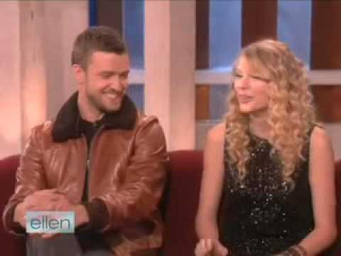 Taylor Swift is Surprised by Her Crush Justin Timberlake