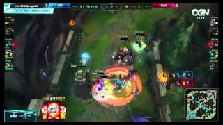 [2016.1.27]롤 챔스 ROX vs SKT RO 2 LOL Champions korea spring