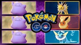 Der Ditto-Trick   Pokémon GO Deutsch #135