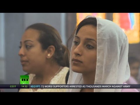 Religious Rage Will Egypt s Muslims & Copts live in peace RT Documentary Pre recorded