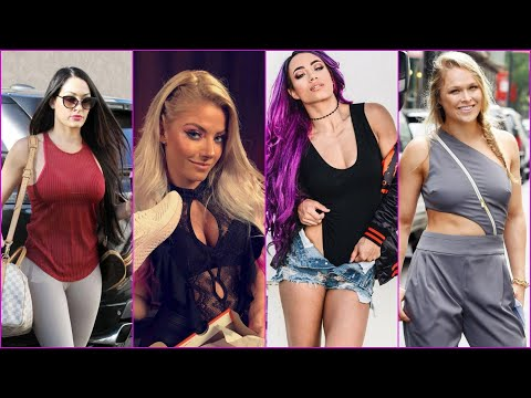 Xxx Mp4 Top 10 Hottest WWE DIVAS In Real Life 2018 HD 3gp Sex