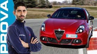Alfa Romeo Giulietta (2016) | La prova del restyling ispirato dalla Giulia
