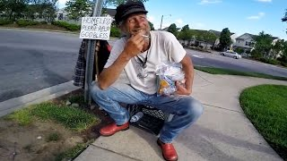 Helping the Homeless - Acts of Kindness [Ep.#24] by SP3AK