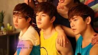 인피니트(INFINITE) 더스타 (THE STAR) 6월호 표지 화보 촬영 현장 공개!