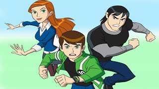 Ben 10 Ultimate Alien Best Compilation Full Episodes - Ben 10 Ultimate Alien New Cartoon Game