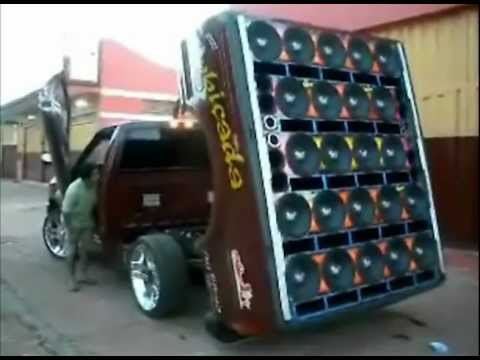Vehiculos con Musica