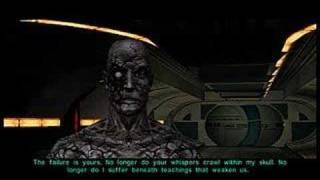 KOTOR 2 In-Game Cutscene - Sion's Return (Warning - Spoiler)