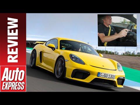 2020 Porsche 718 Cayman GT4 review is this the best sports car Porsche make
