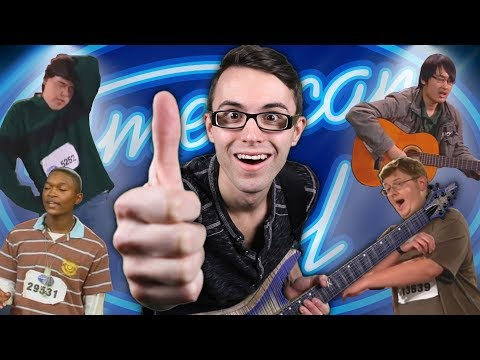 Fixing Horrible American Idol Auditions! Video Clip