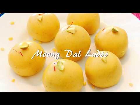 Moong dal Ladoo | Instant ladoo recipe | Diwali Sweets