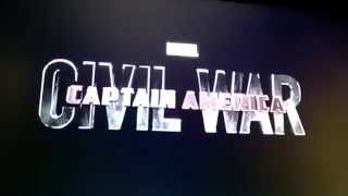 Captain America  Civil War   Comic con Teaser Trailer 2016 HD 720p