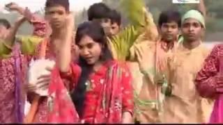 Beautiful bangla song by beautiful girl.