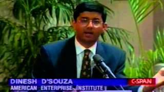 Dinesh D'Souza: Affirmative Action Debate