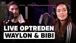 Bibi Breijman & Waylon coveren Prince - Nothing Compares To You | Live bij Evers Staat Op