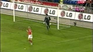 QWC 2006 Switzerland vs. Ireland 1-1 (08.09.2004)