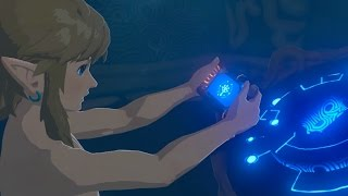 Zelda on Nintendo Switch - 20 minutes of gameplay with Eiji Aonuma (2017)