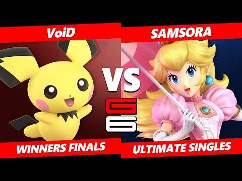 Xxx Mp4 Genesis 6 SSBU CLG VoiD Pichu Vs EUnited Samsora Peach Smash Ultimate Tournament WF 3gp Sex