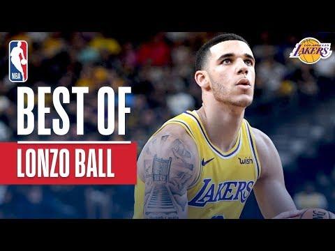 Best of Lonzo Ball So Far 2018 19 NBA Season