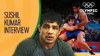 Indian Wrestler Sushil Kumar looks back at London 2012 | Exclusive Interview