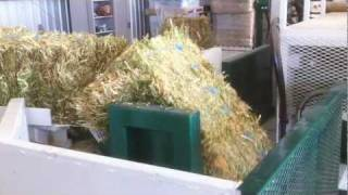 Bale Conversion system by Steffen Systems